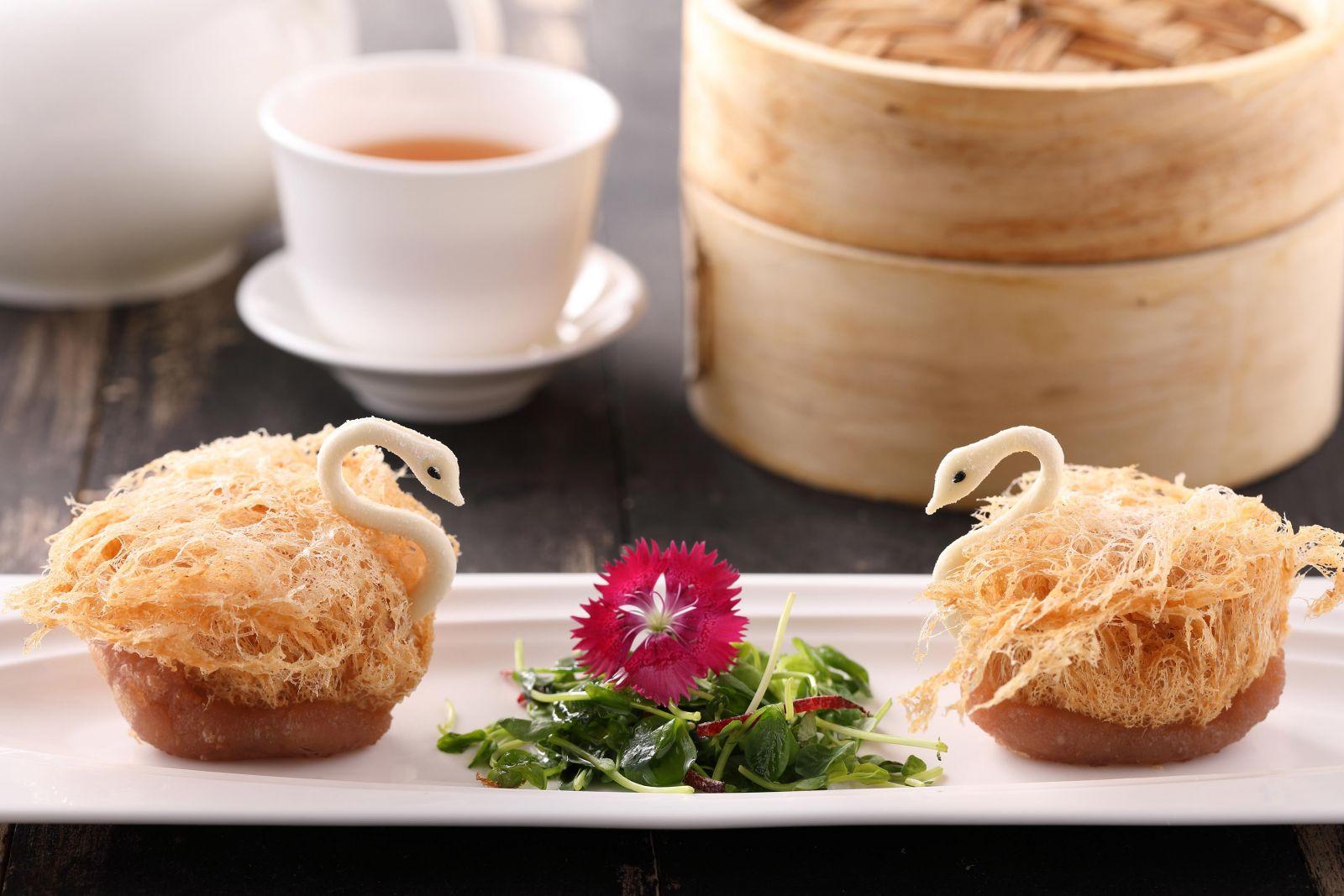 Ambassador Hotel Kaohsiung Cantot Court Deep-Fried Taro Crispy