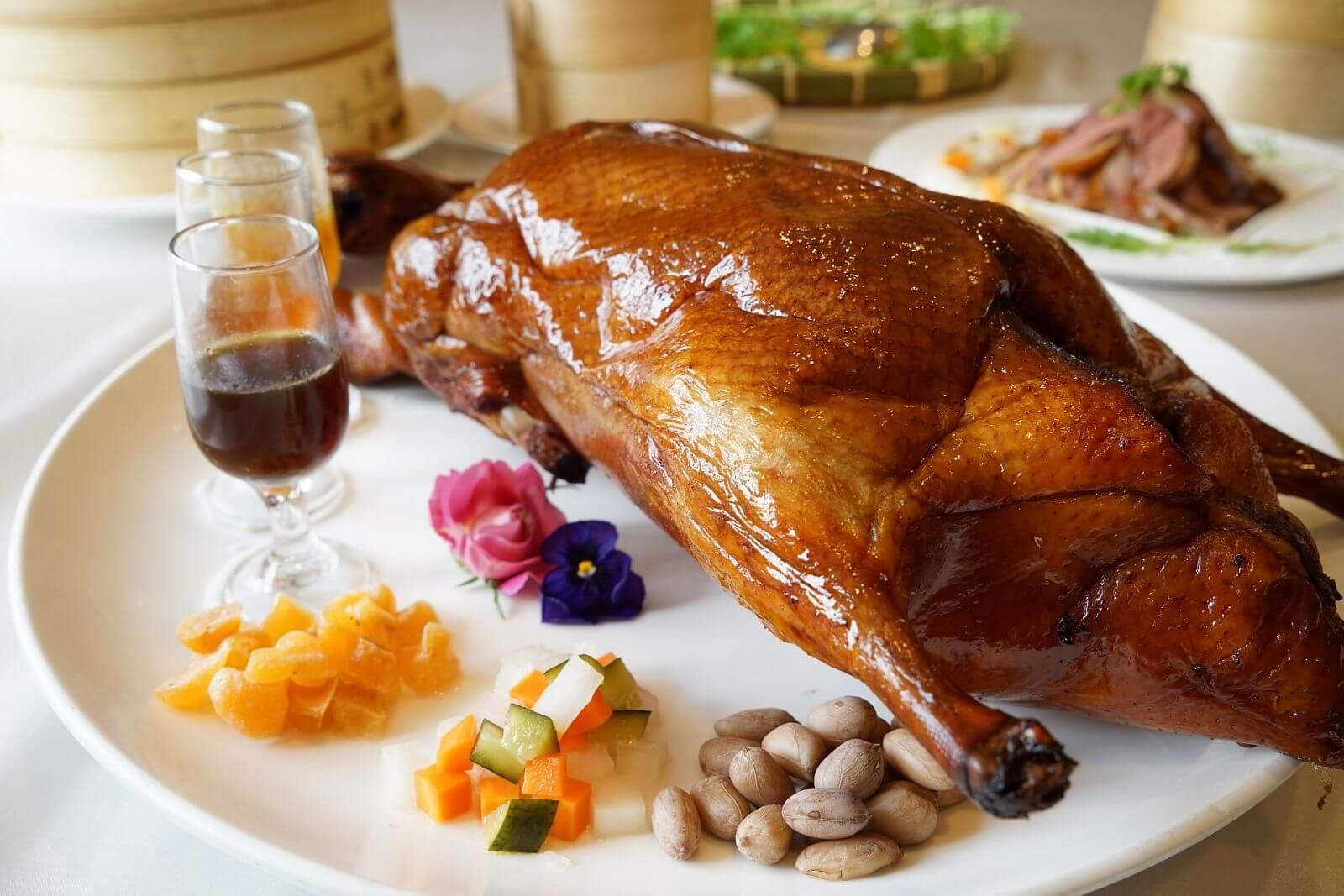 Ambassador Hotel Kaohsiung Cantot Court Roast Duck
