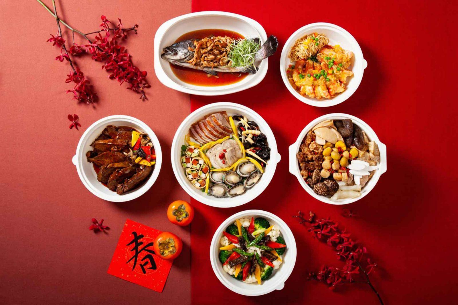 【2021中式年菜外帶】玖樓中餐廳