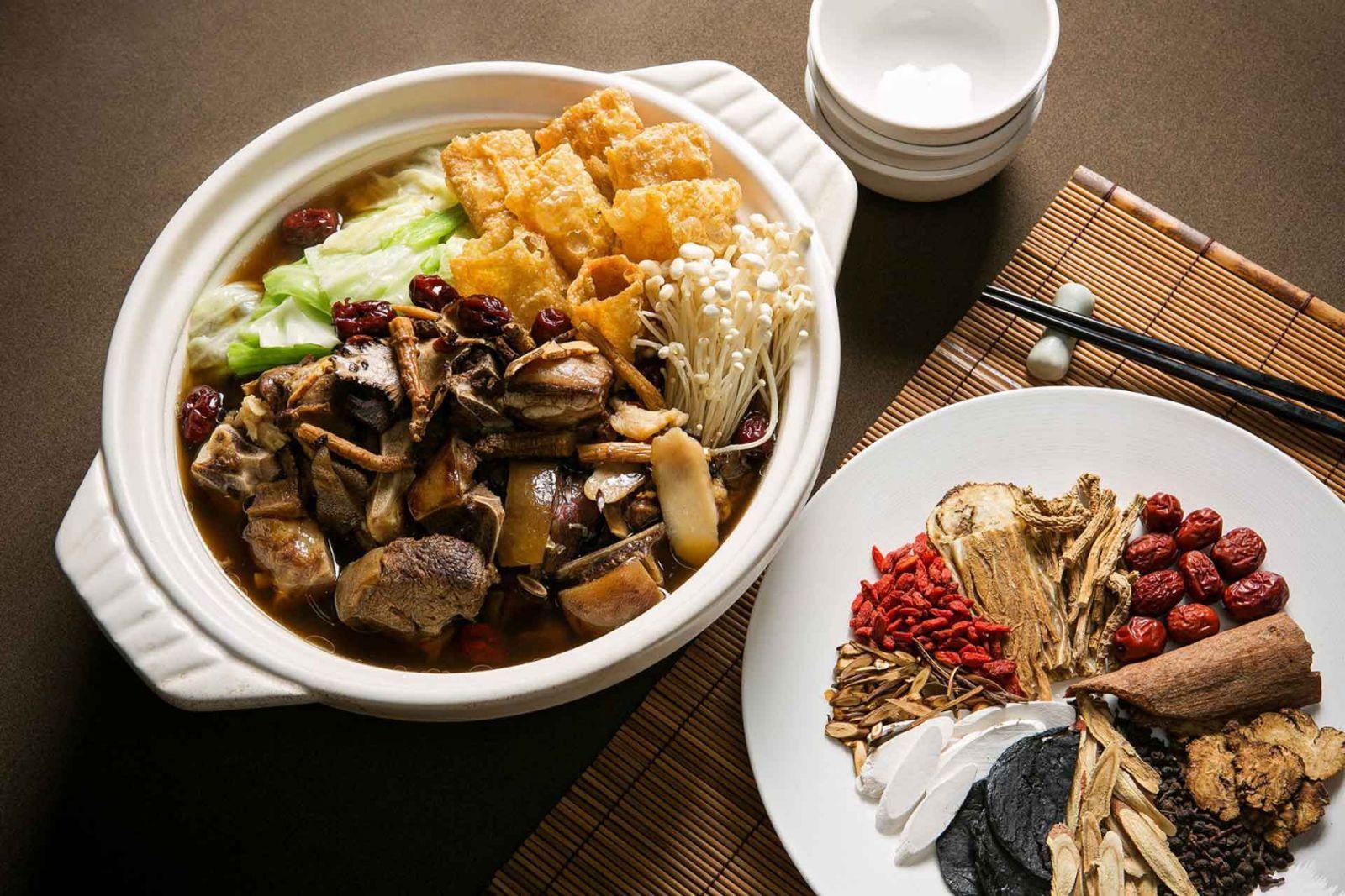 【冬令精選鍋物】玖樓中餐廳