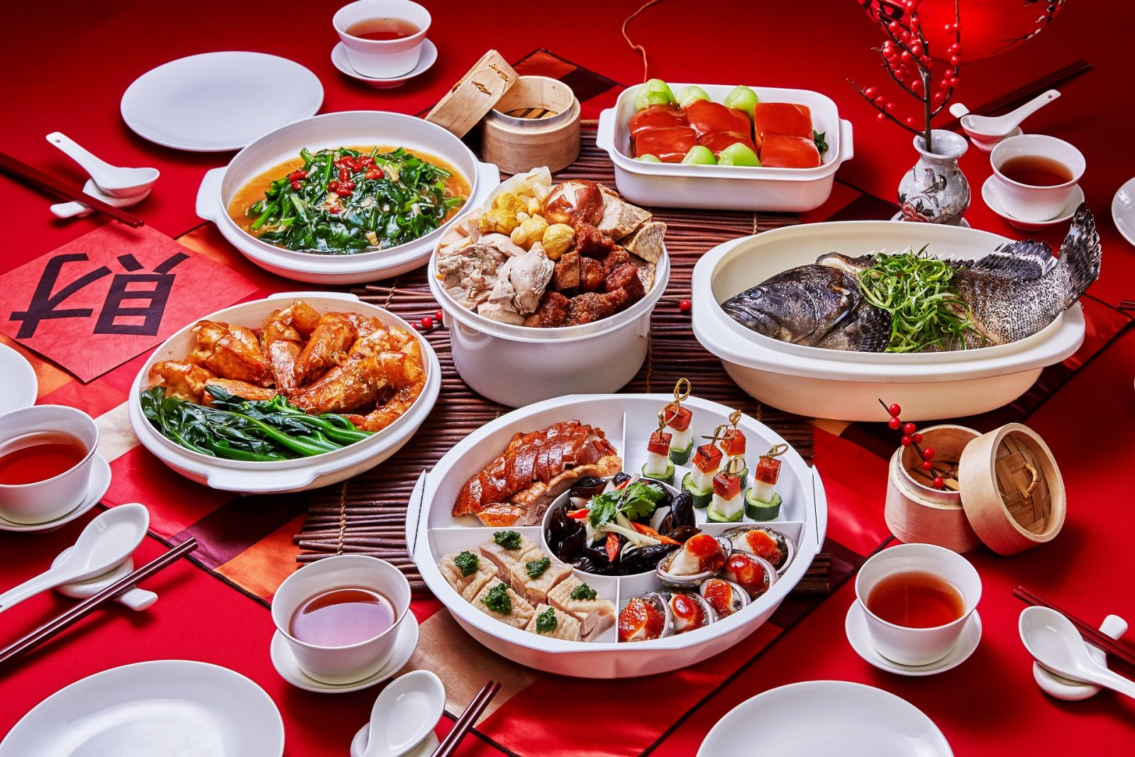 【中式年菜外帶】玖樓中餐廳