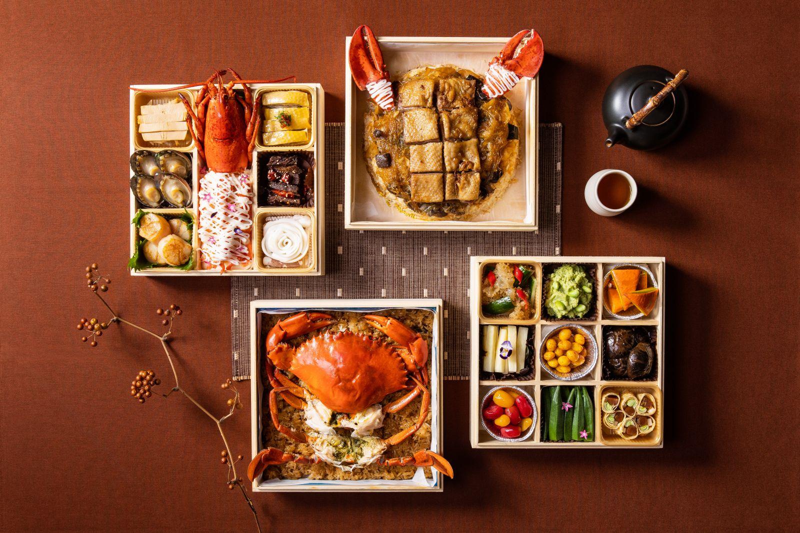 【歡慶父親節】國賓台菜外帶禮盒