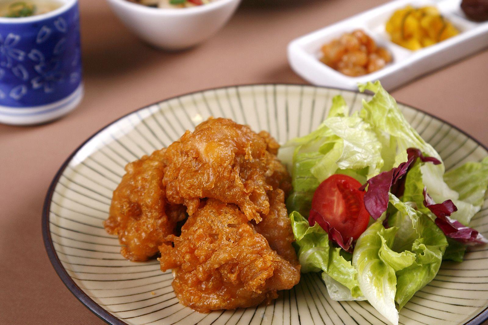【經典定食套餐】摘星茶廊