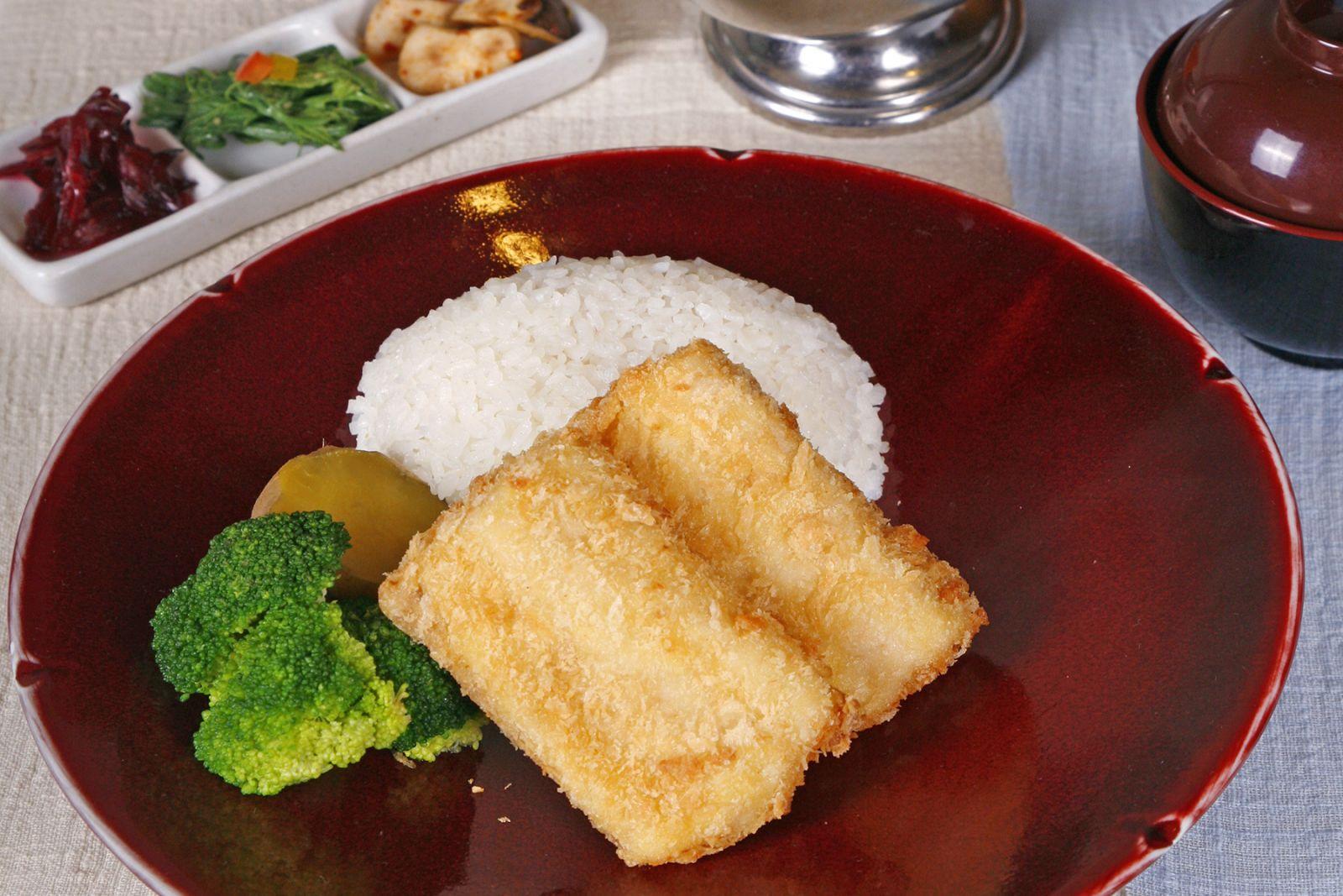 【咖哩定食套餐】摘星茶廊