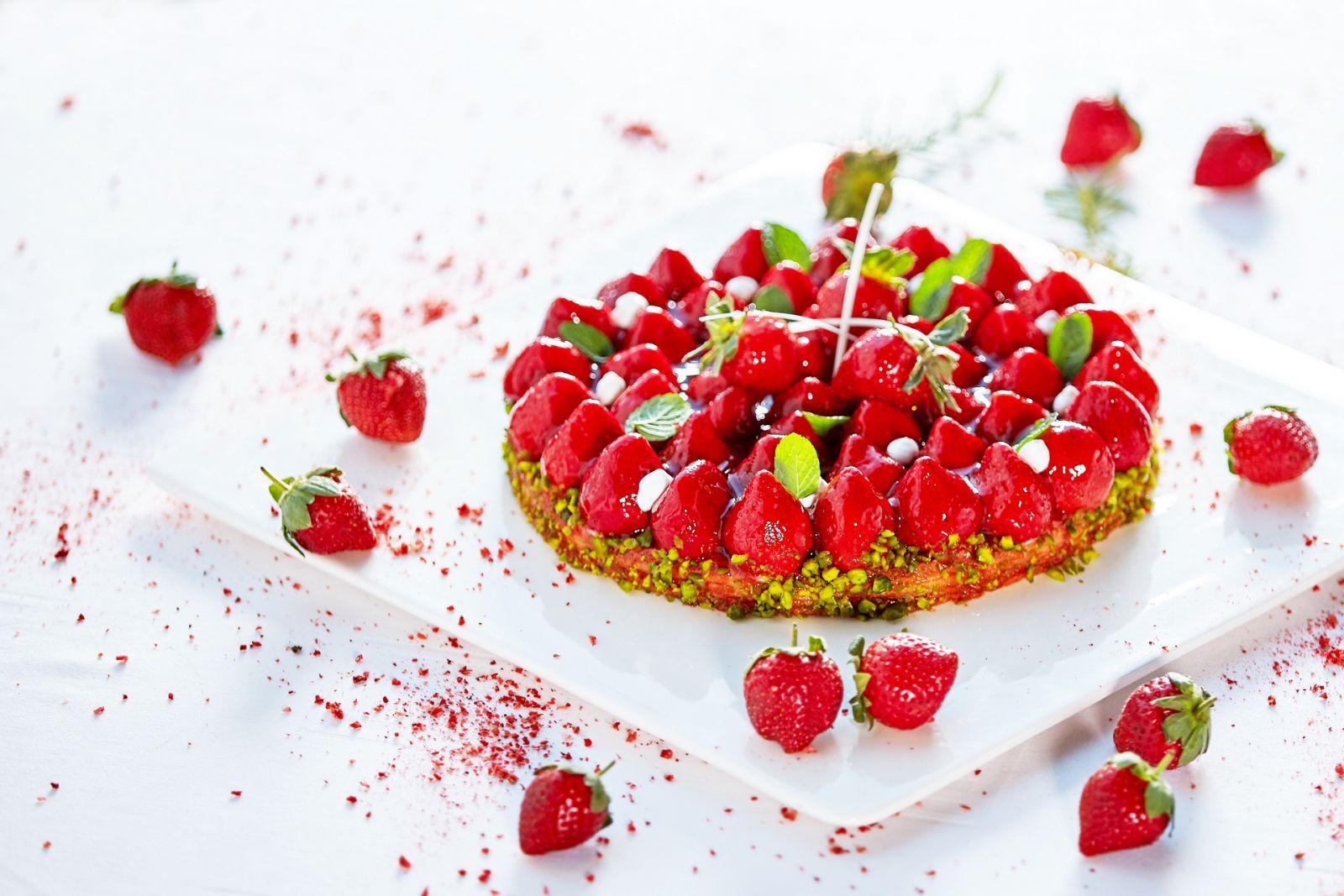 【莓好滋味 粉紅盛宴】摘星草莓宴