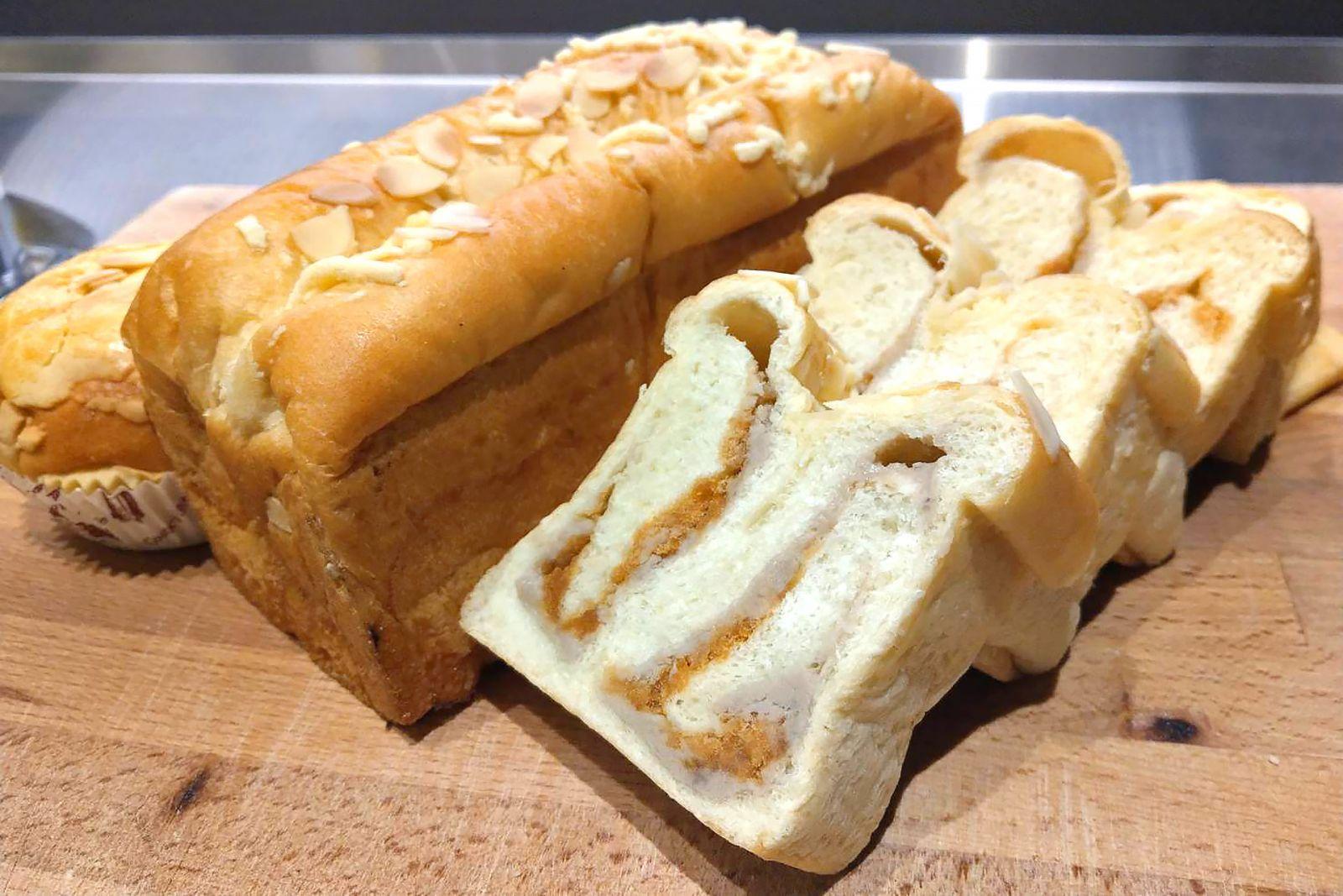 【秋天。芋見優惠】麵包房