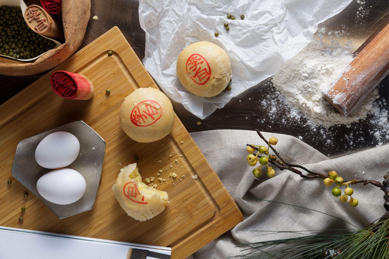 國賓×舊振南漢餅DIY體驗
