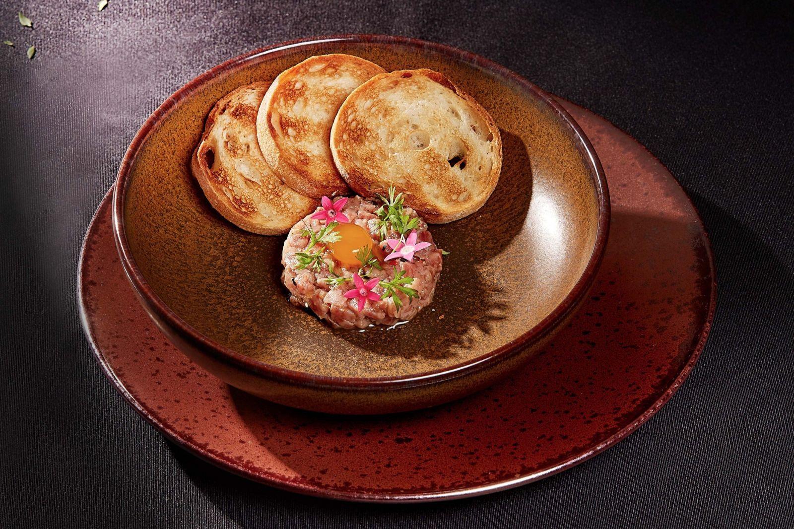 【A CUT】輕盈而富有記憶點的極致美味 9道夏日新菜上桌