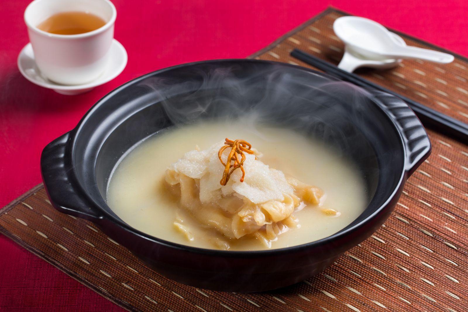 【國賓粵菜廳】半價即可享「人生最好喝的雞湯」! 國賓秋冬限定回饋