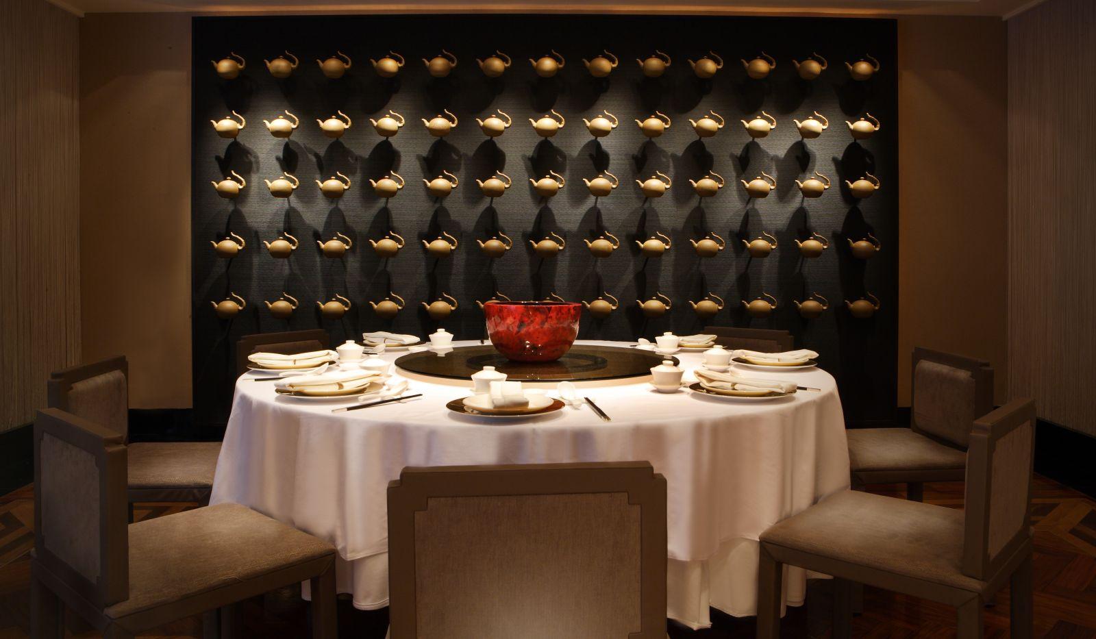 台北國賓大飯店粵菜廳