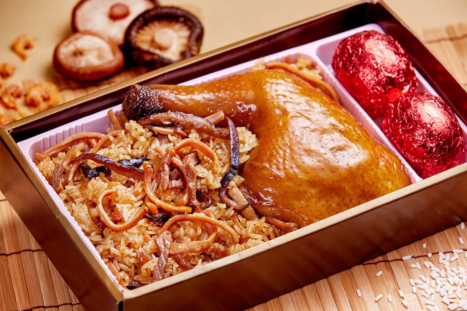 【彌月油飯】 國賓五星美味 祝福新生寶貝