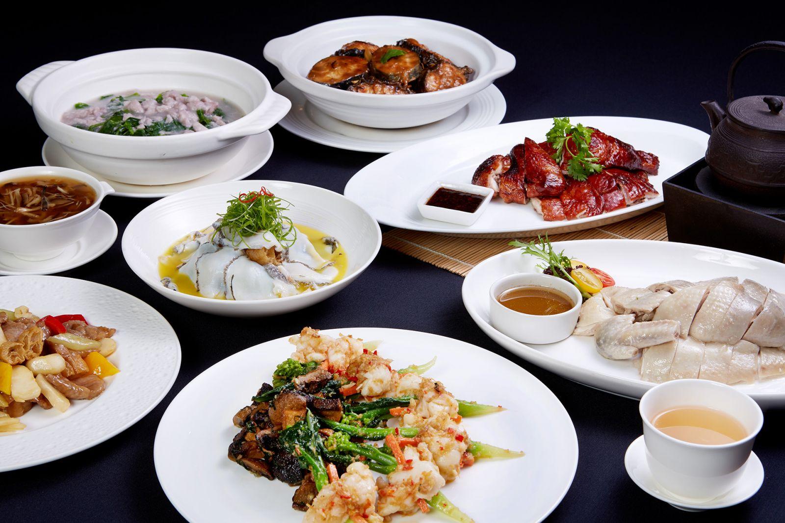 「蝦兵鰻將」與「三大海味」之戰 粵菜海鮮大車拚