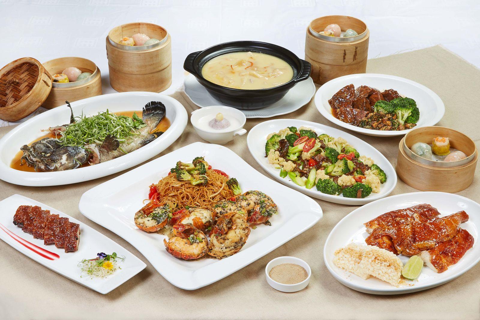 【訂餐送住房】好吃到不想回家!點國賓川菜、粵菜廳四人/六人套餐 國賓讓你免費住一晚