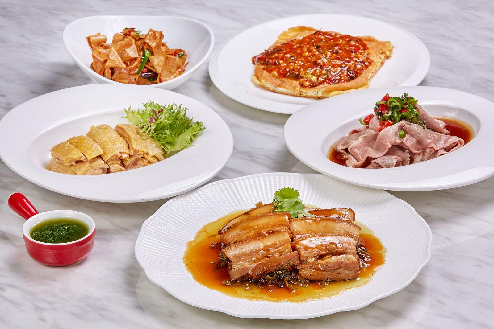 【外帶美食2.0新菜色】川菜廳、粵菜廳推出1,600元四人套餐 小資價享用五星饗宴