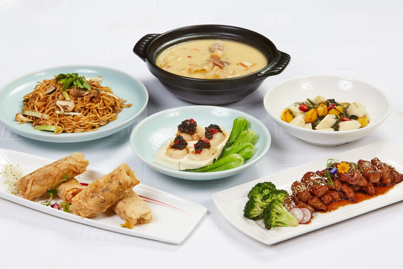 【五星外帶美食3.0】川菜、粵菜四人套餐新菜色登場!