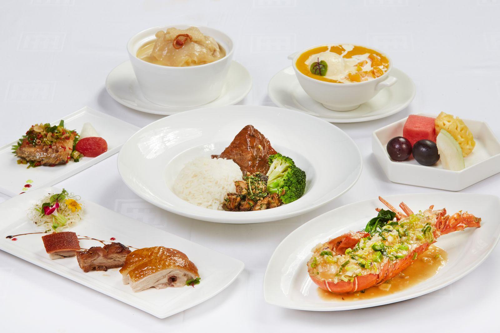 【海底總動員】國賓川粵「雙天王」推出1,200元個人獨享龍蝦套餐
