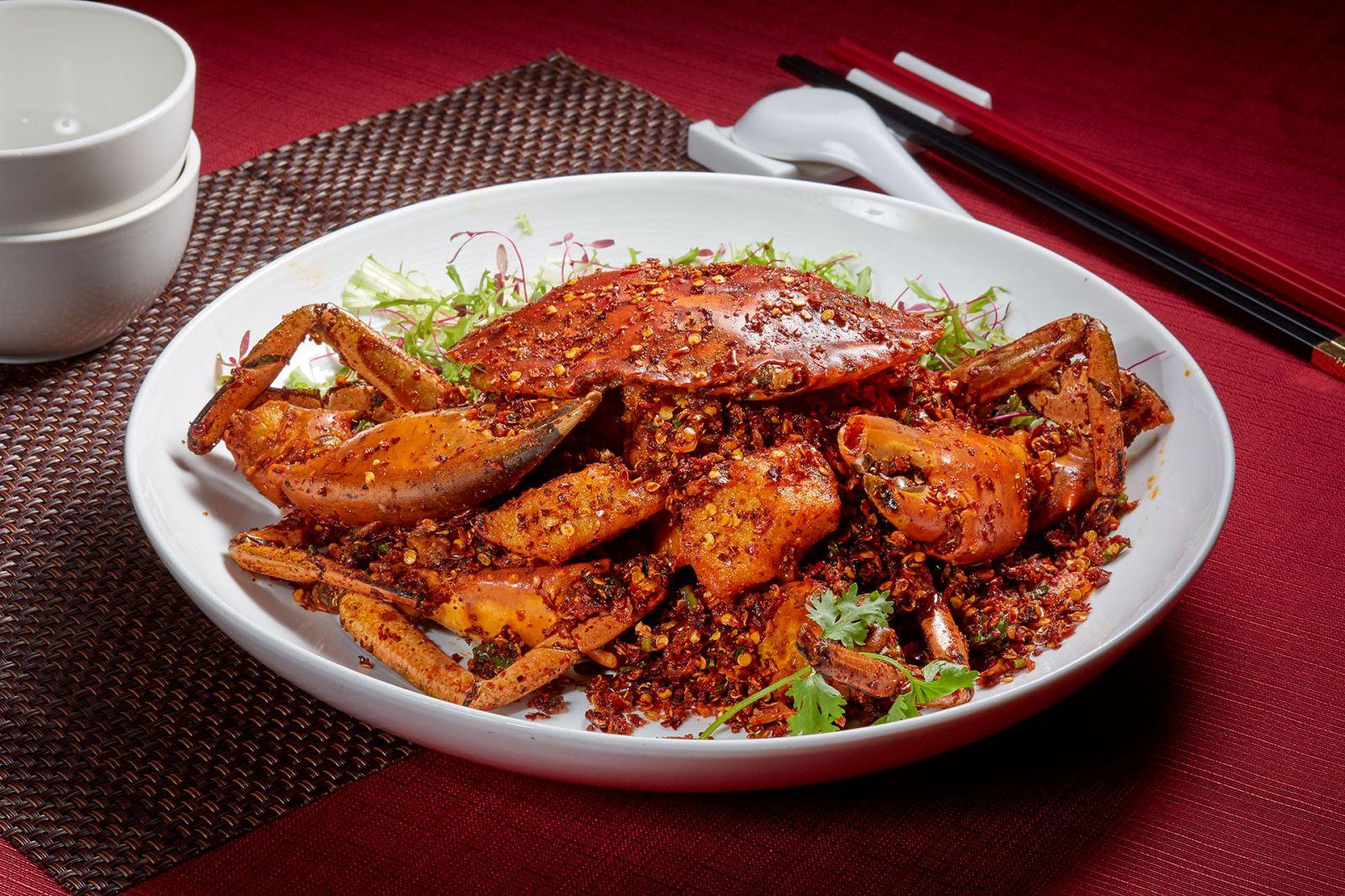 【品秋蟹趁現在】台北國賓推出秋蟹盛宴與個人獨享鮑魚套餐