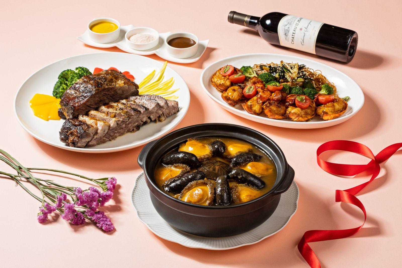 【國賓犒賞媽咪2】融合國賓粵菜、川菜廳經典的「犒賞媽咪外帶團圓餐」,媽咪您辛勞了