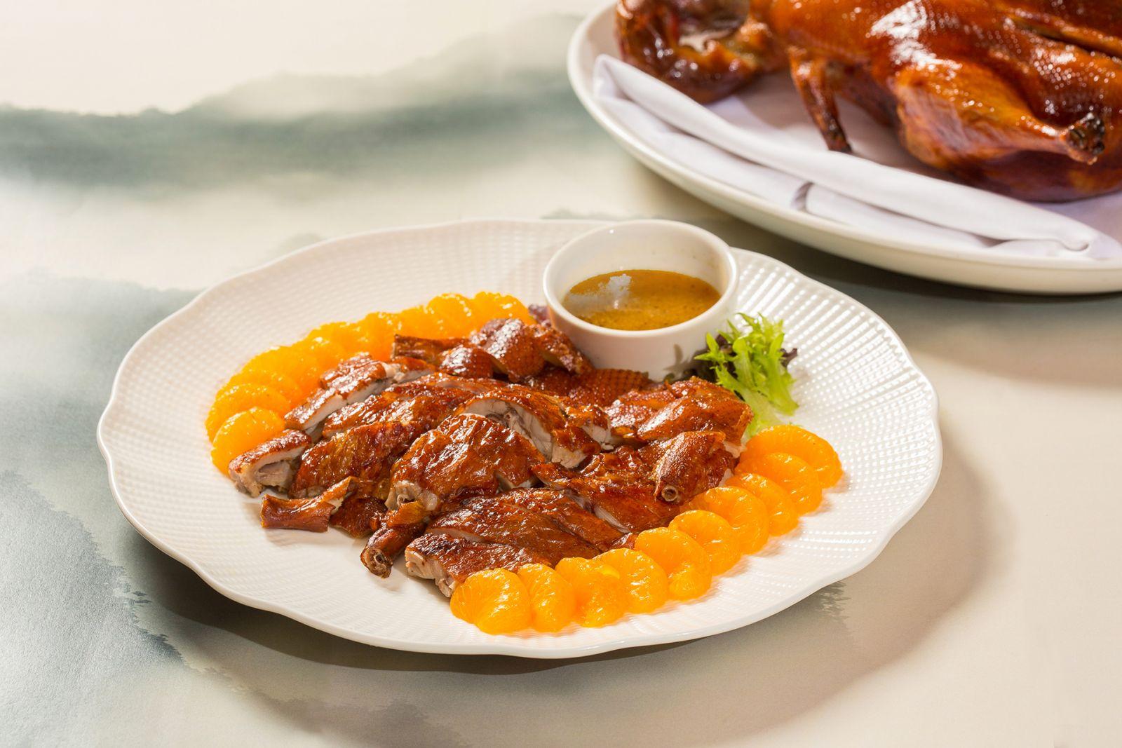 【粵菜廳】米其林推薦國賓粵菜廳 十四道粵菜港點美味上市