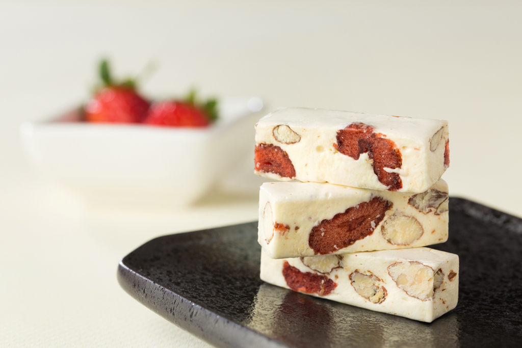 le-bouquet-nougat-starwberry