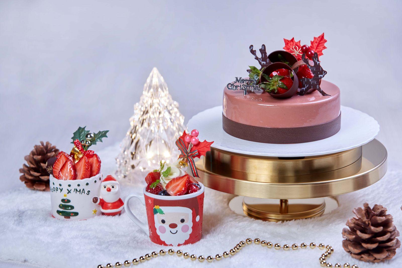 【國賓麵包坊】聖誕節限定 一起甜蜜襲擊「聖誕樂園」
