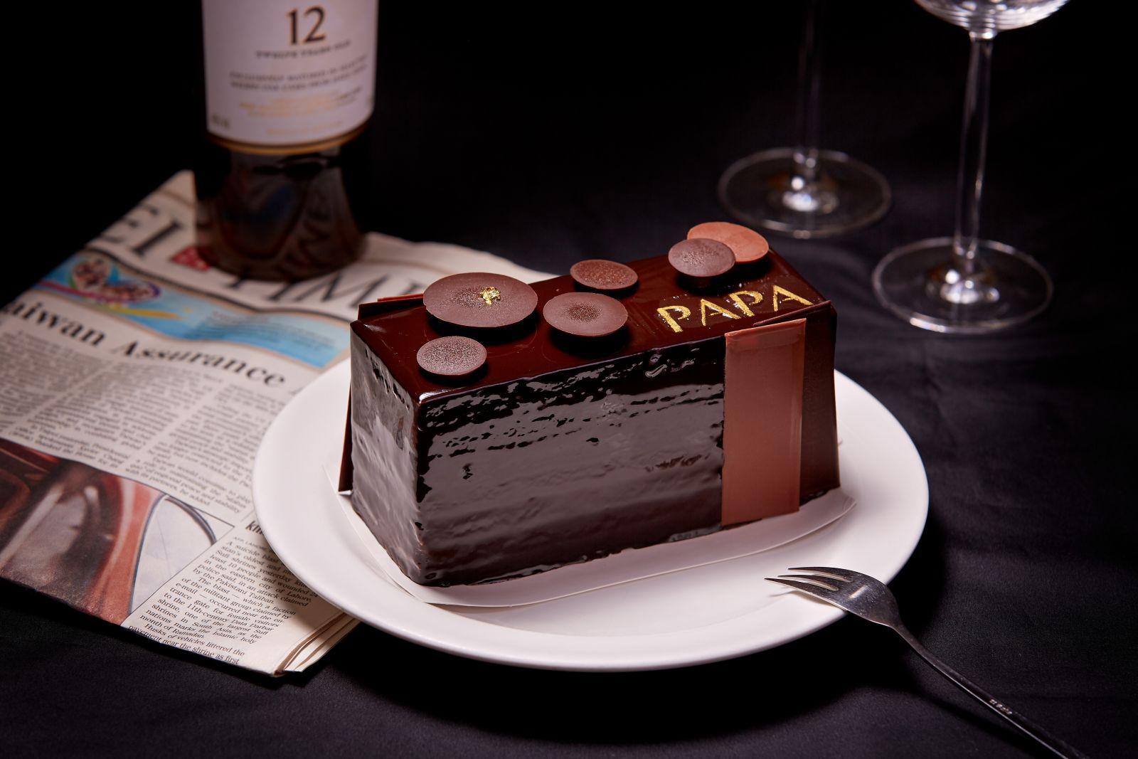 【父親節】最「男人味」的一款甜點! 42道工序打造麥卡倫巧克力