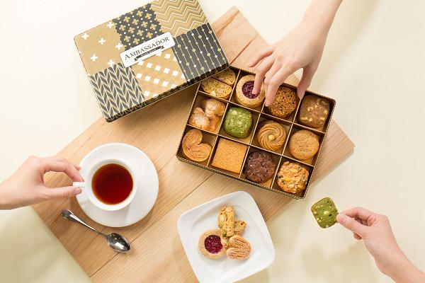le bouquet繽紛蛋糕房 手工餅乾禮盒
