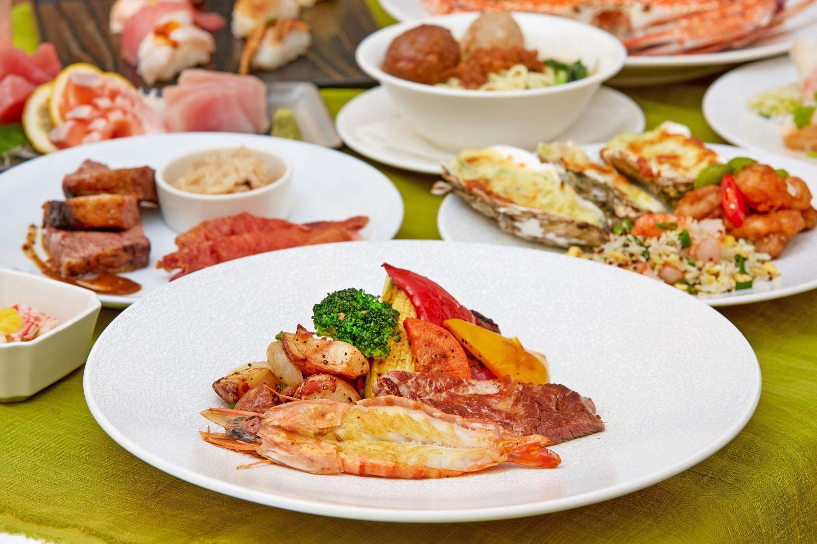 【明園西餐廳】義大利主題美食月 週末還有「魔幻假日」桌邊魔術秀