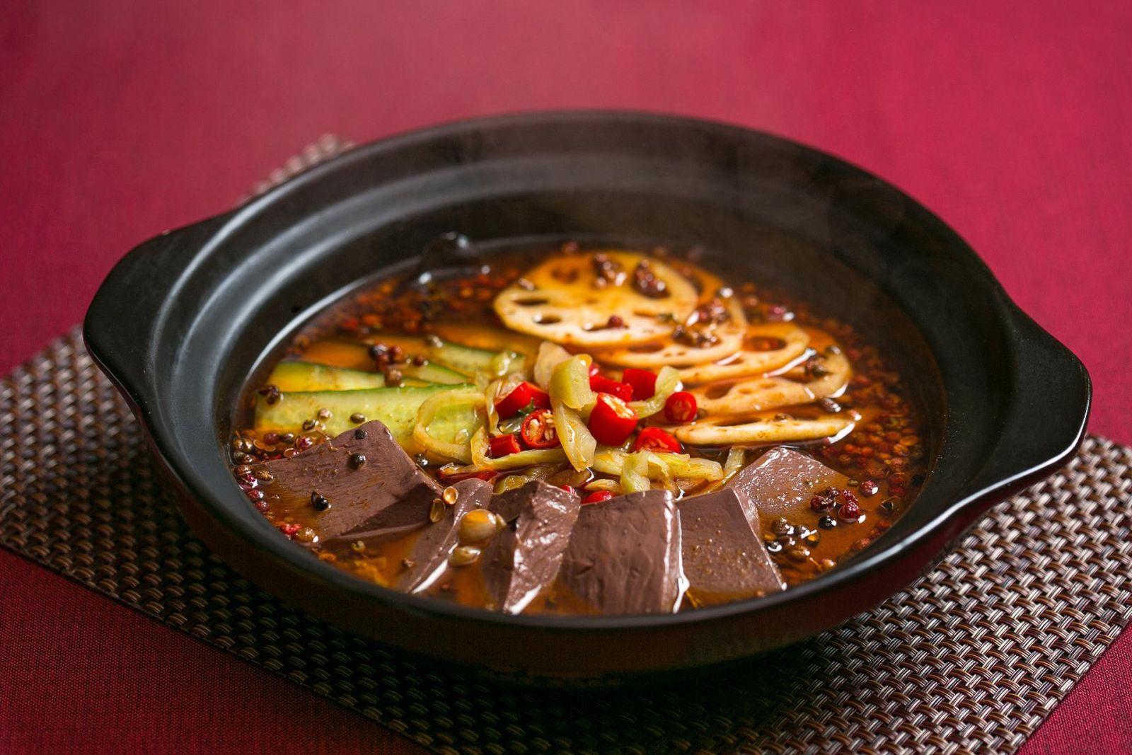 【川菜廳】 皇城川味「京」典宴 康熙年間的青辣風格