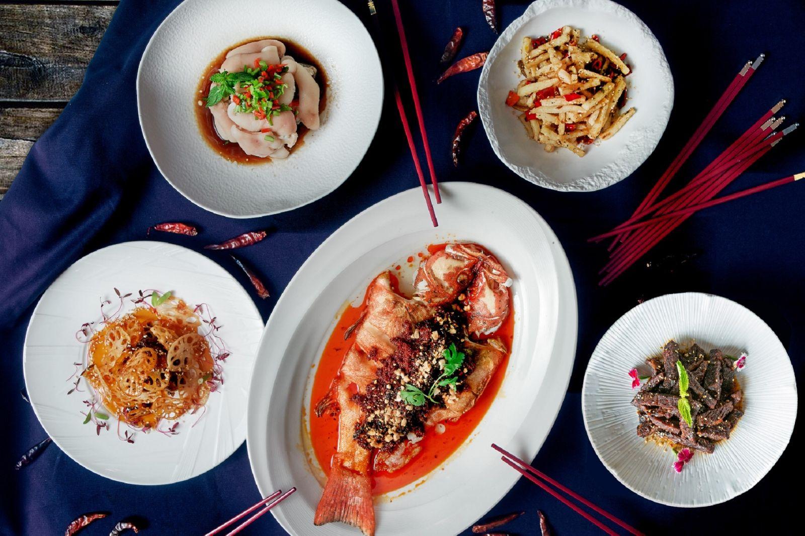 【川菜廰】嗆鍋魚鮮美上桌 米其林推薦國賓川菜廳再推新菜