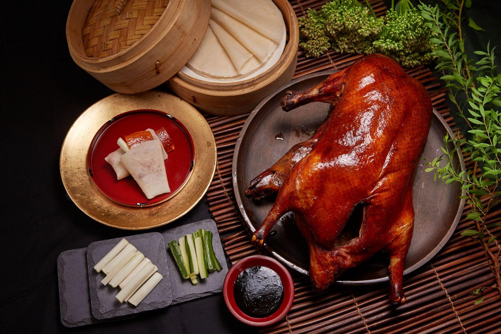 台北國賓川菜廳 經典料理搭紅酒