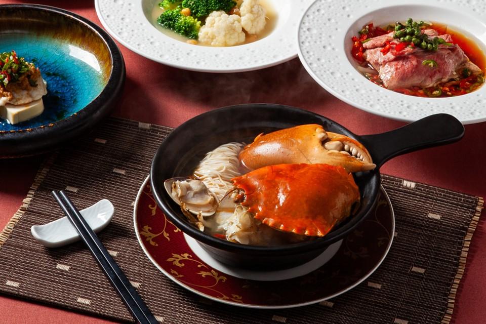 【國賓川菜廳】秋冬進補好「食」節,暖心鍋物溫補驅寒意