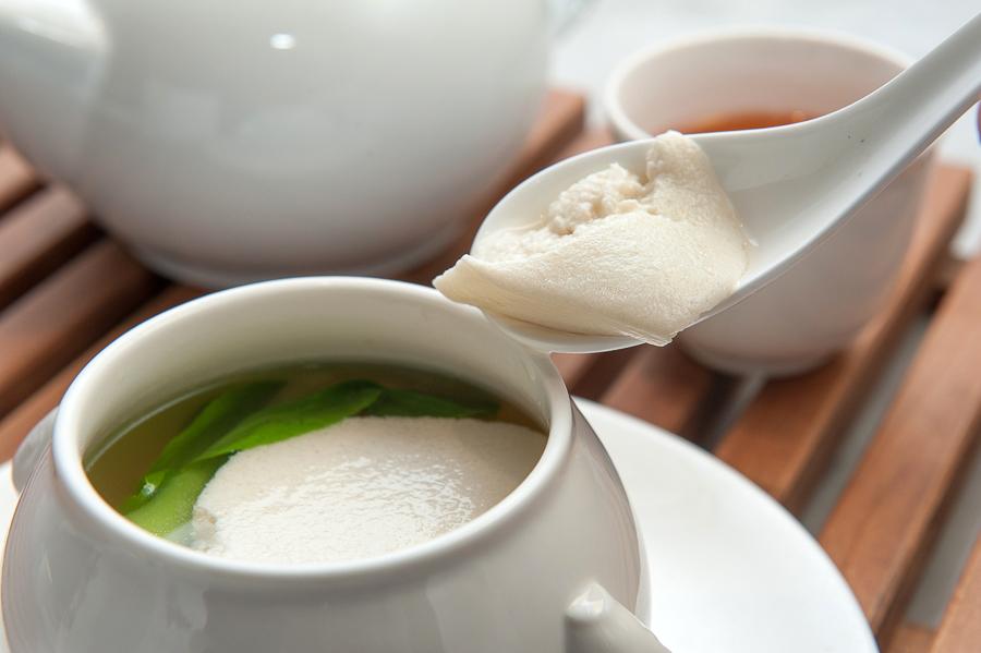天母川菜廳雞豆花