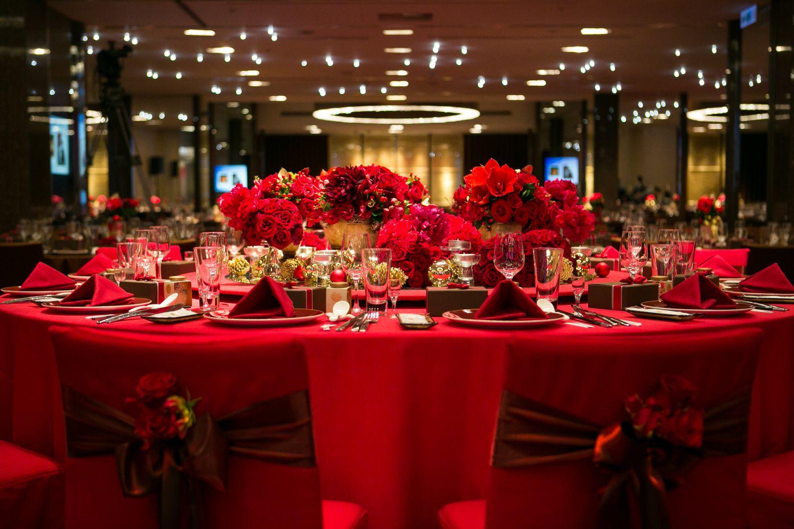 【2020婚宴專案】零負擔的五星飯店婚禮 國賓幸福價每桌16,800元起