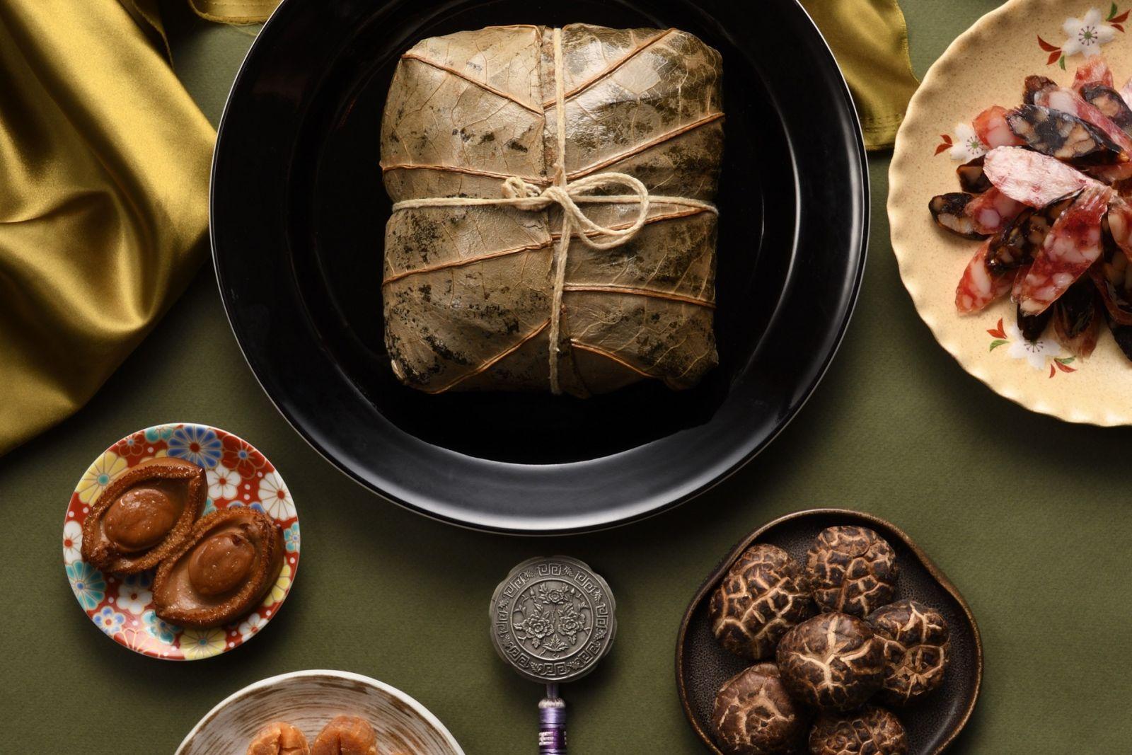 【端午節】送禮首選 舒肥和牛及頂級海味粽 豪氣集結山珍海味