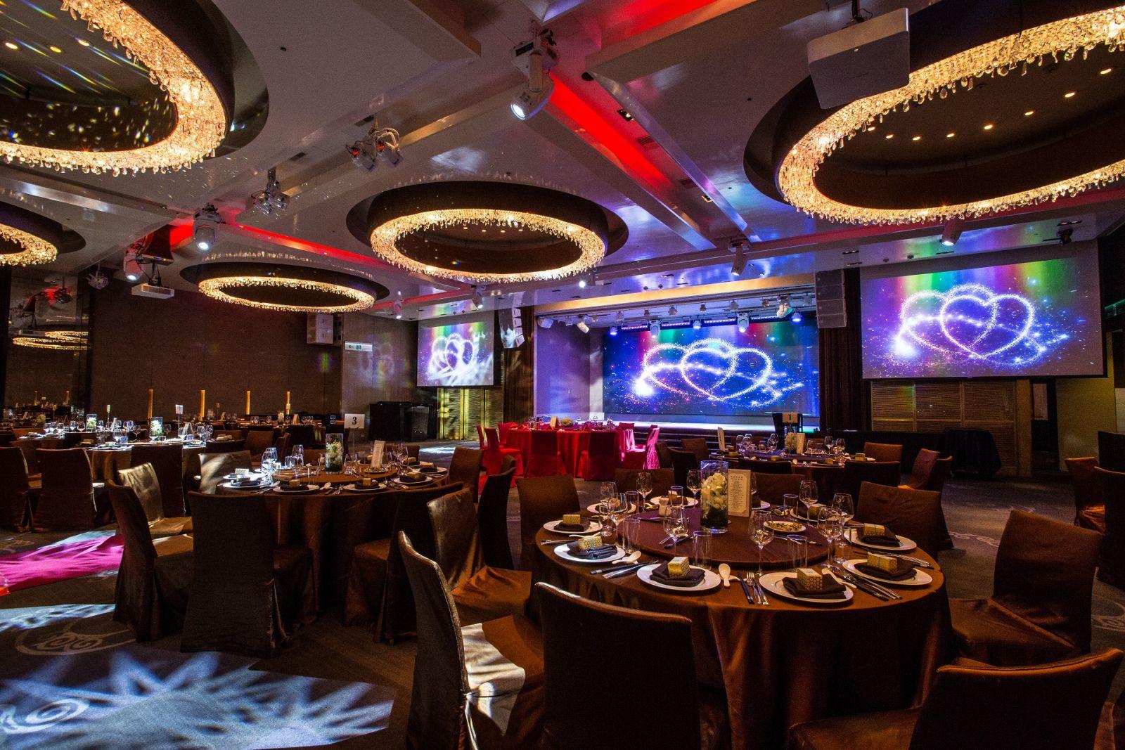 【國軍婚宴優惠專案】唯一五星飯店推出 婚宴價每桌8,800元起十年來最低