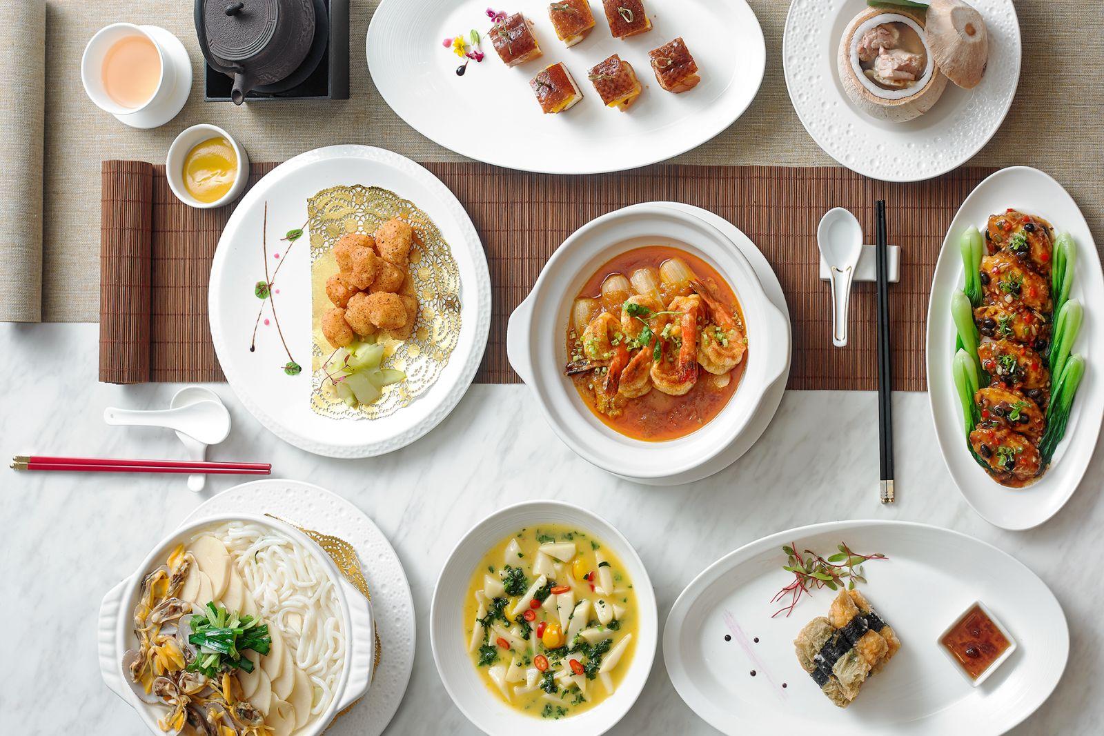 【粵菜廳】當米其林愛上「綠寶石」 國賓粵菜廳8道新菜上市