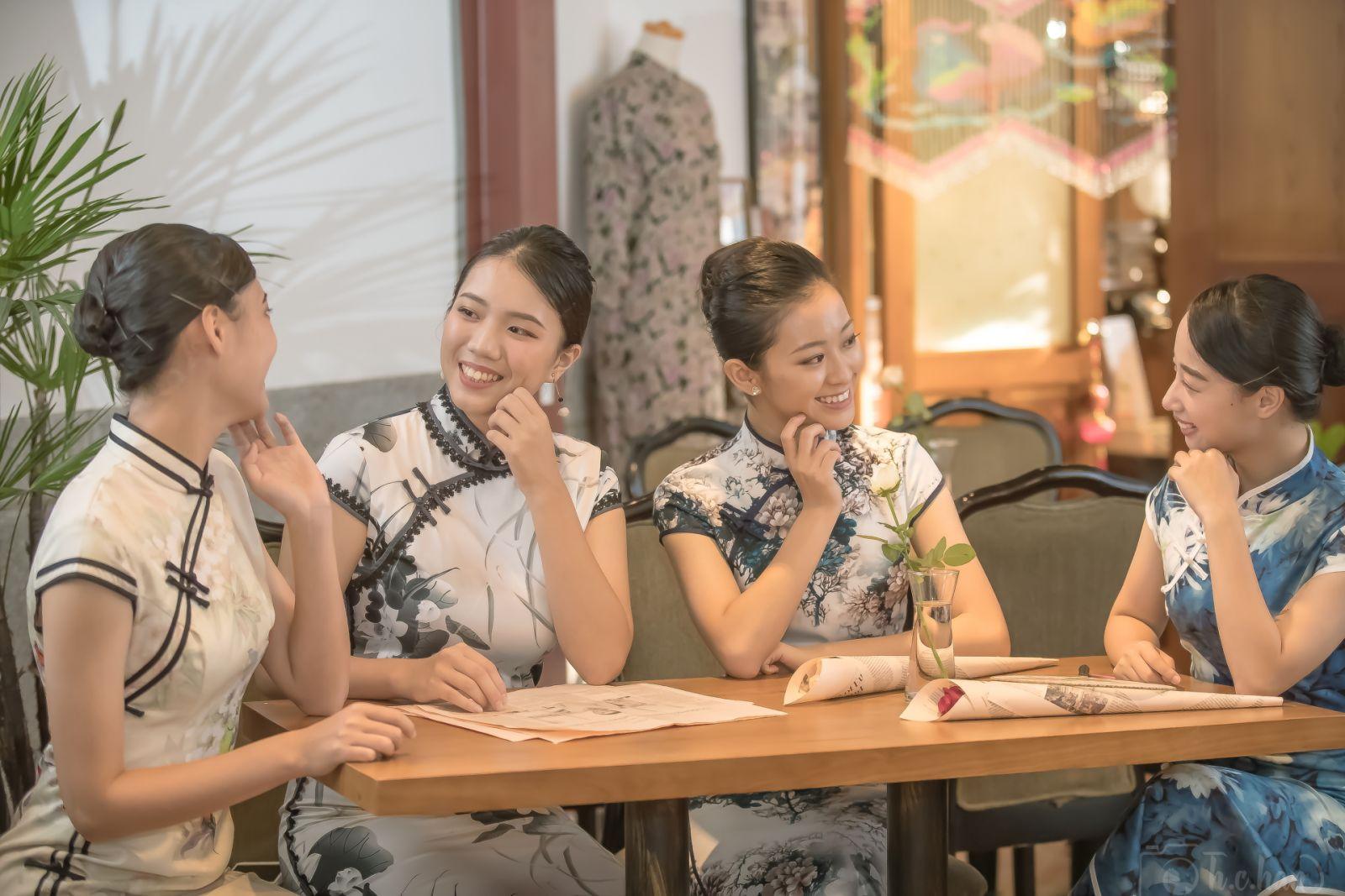 『貳零年華旗袍體驗活動』住房專案