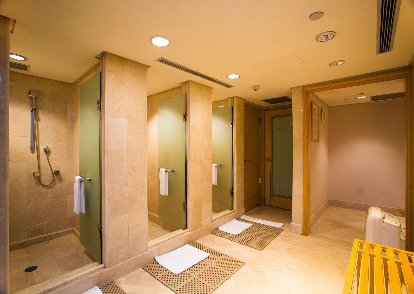 【健身房公告】因蒸氣室妥善維修保養暫時不提供服務