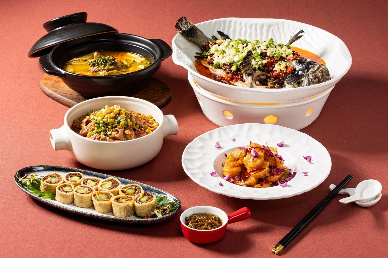 川菜廳 八道主廚推薦新菜上桌