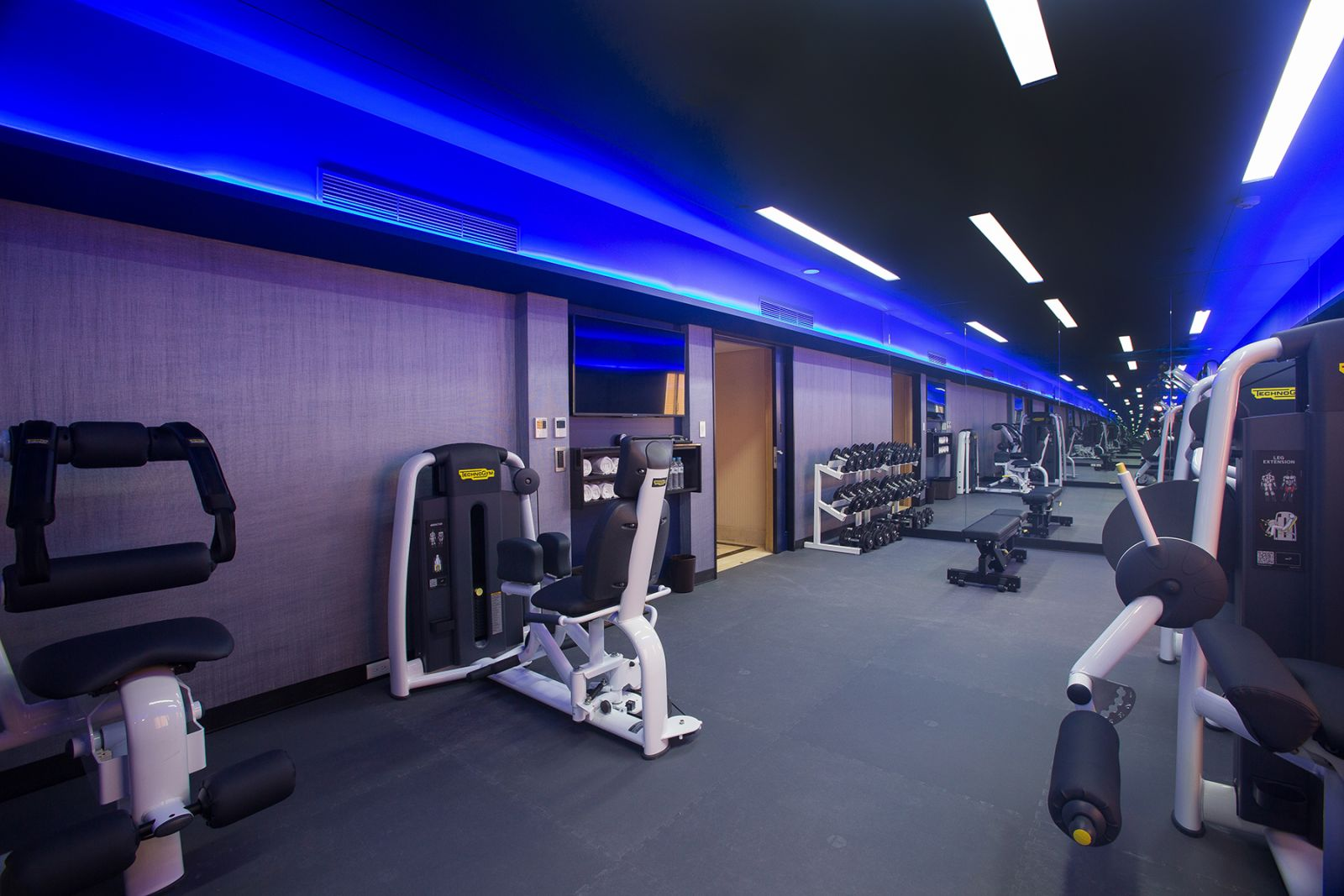 【NOTICE】The Workout Room is temporarily closed for maintenance