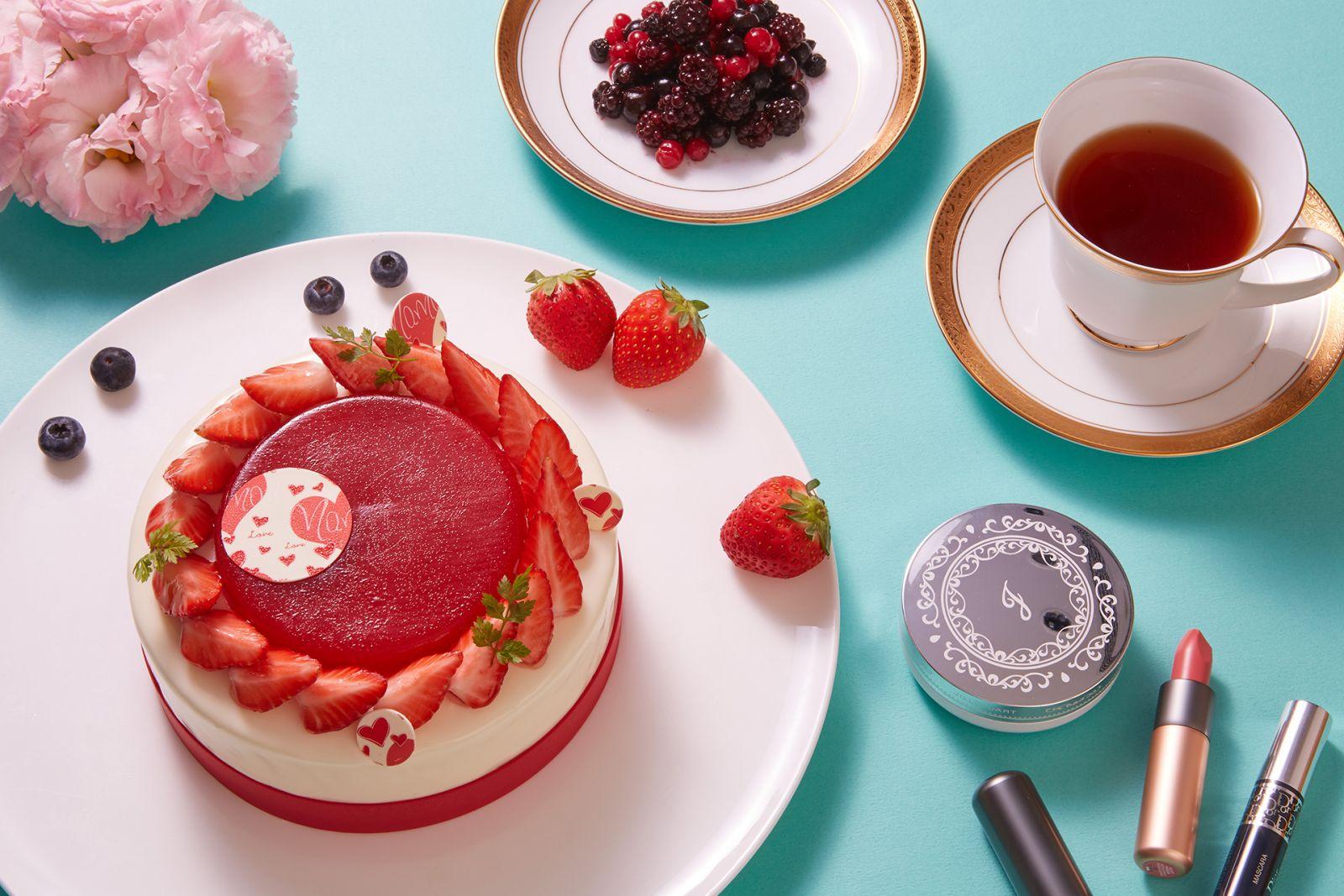 Corner Bakery63國賓麵包房 『莓滿甜心』母親節蛋糕