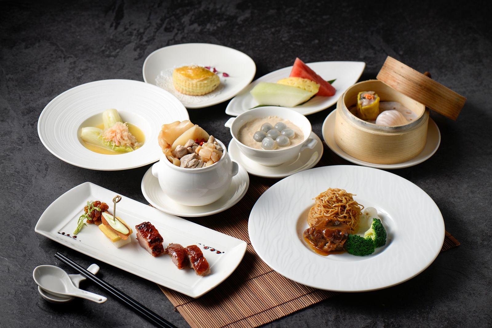 粵菜廳 精選套餐