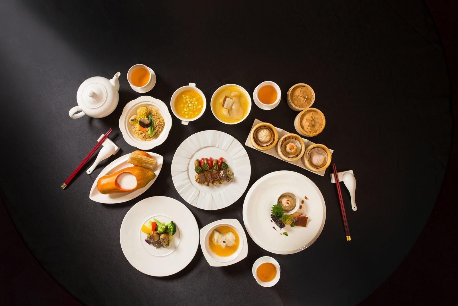 『米其林推薦 - 國賓粵菜廳饗宴 』一泊二食 住房專案