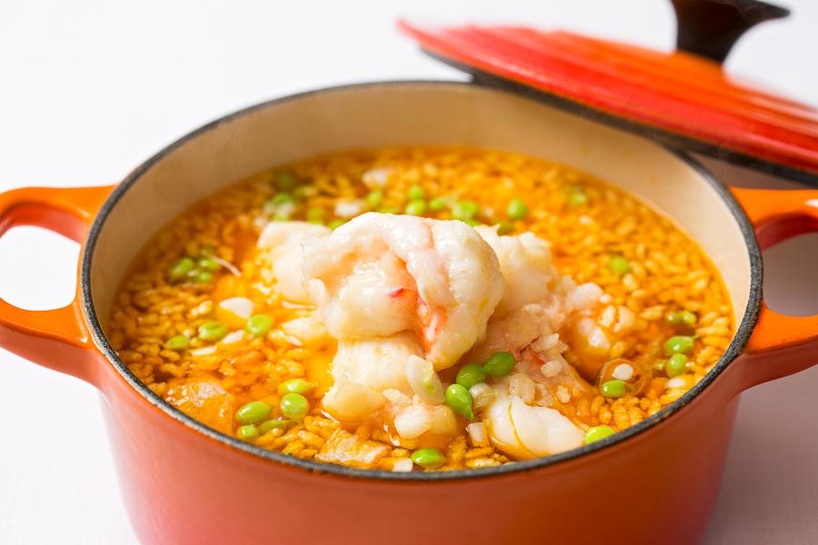 高雄國賓大飯店粵菜廳龍蝦泡飯