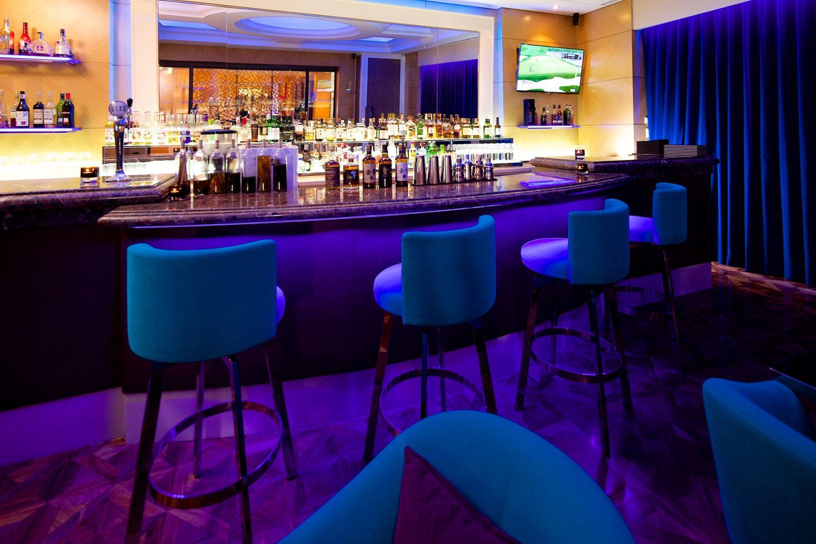 富邦國賓大飯店聯名卡 天天款待您 Lounge/Bar天天飲料買一送一