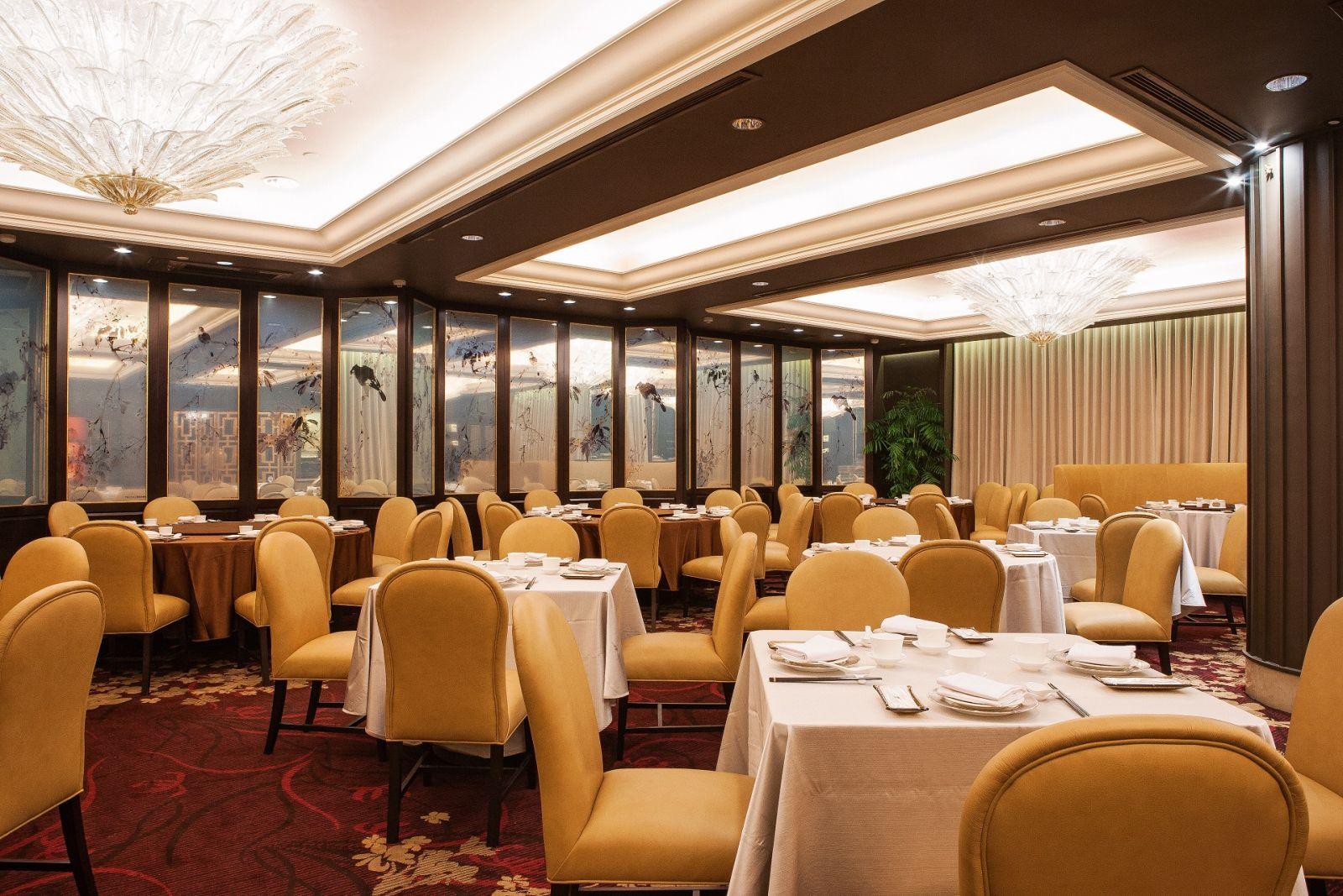 富邦國賓大飯店聯名卡 精選餐廳平日9折‧假日95折