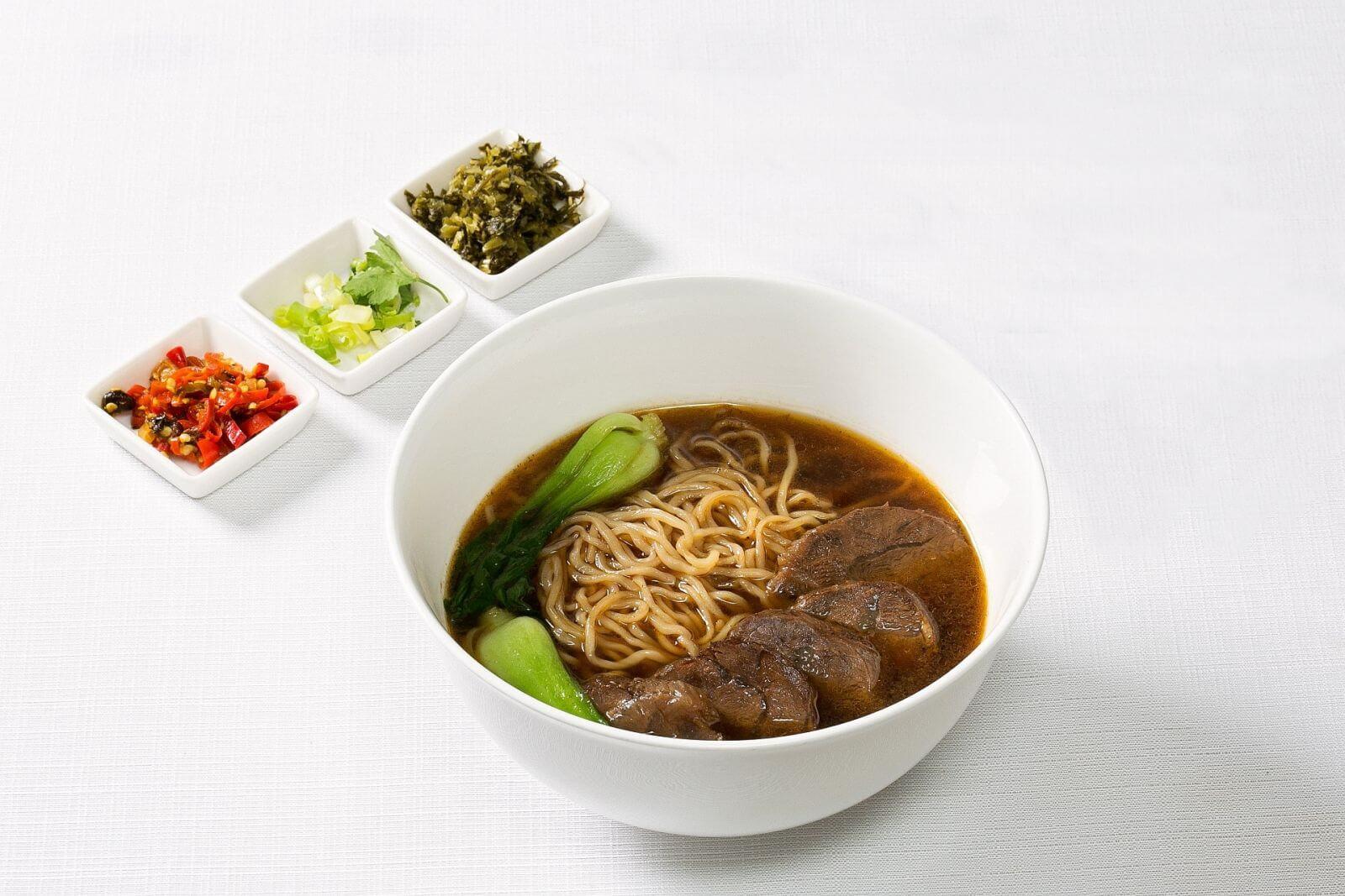 台北國賓大飯店送餐服務國賓牛肉麵