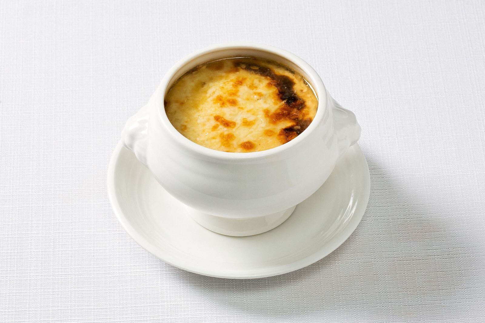 Ambassador Hotel Taipei Room Service French Onion Soup