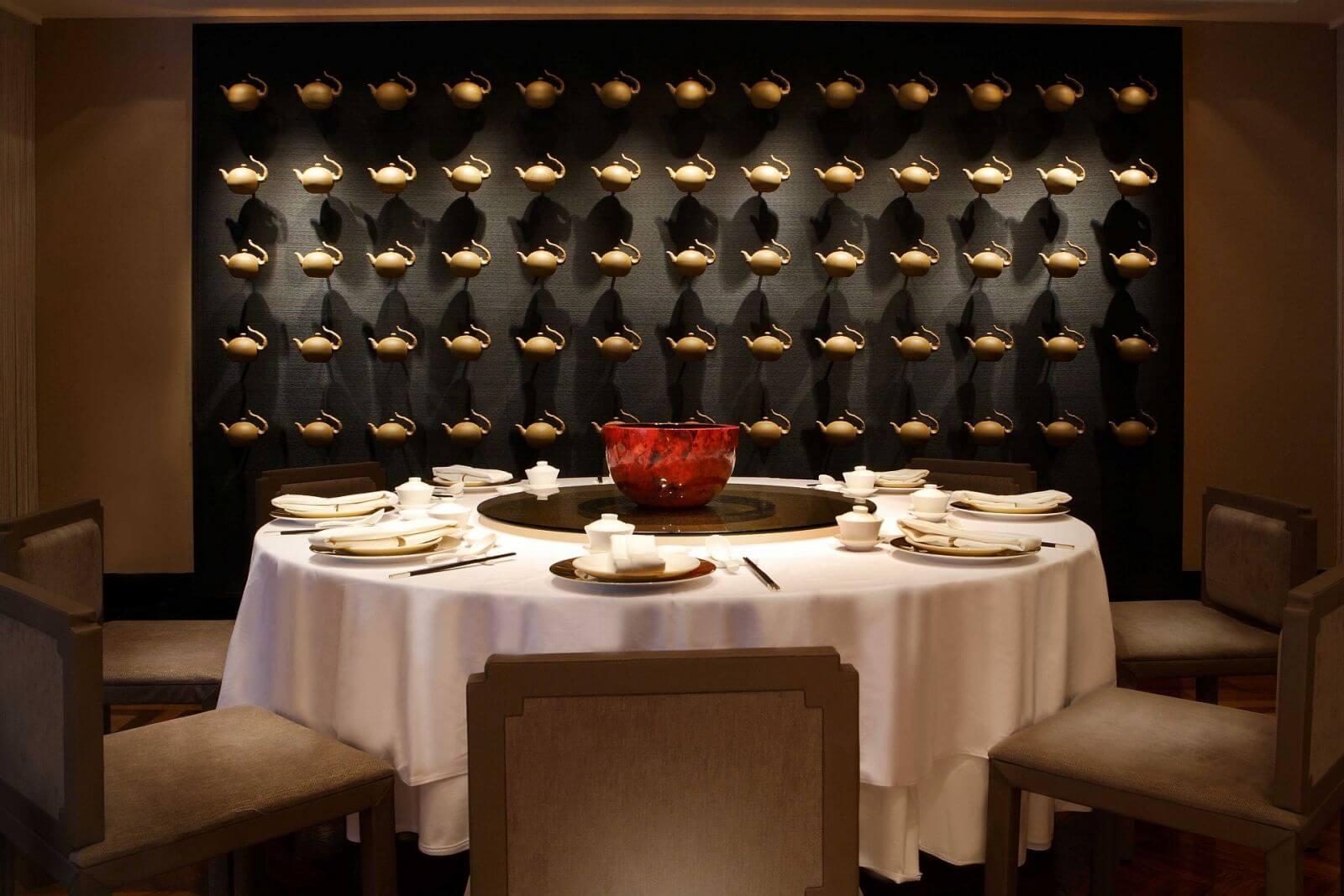 Ambassador Hotel Taipei Canton Court Restaurant